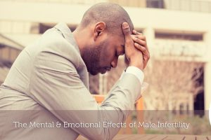 Male Infertility - Emotions